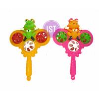 Mainan Pegangan Kerincingan Bayi Katak