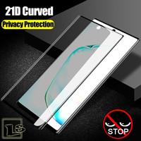 Full Tempered Glass Antispy Samsung S20 FE