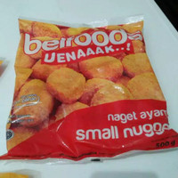 CHICKEN NUGGET BELLFOOD FROZEN FOOD