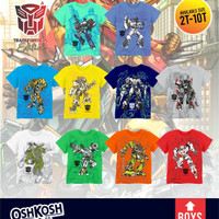 Kaos Oshkosh B'gosh Transformers