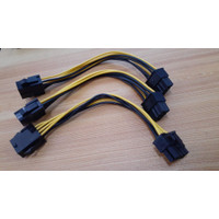 Kabel power ATX 8 pin to 8 pin EPS extension untuk PSU Komputer CPU