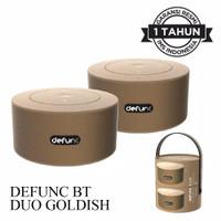 Defunc Duo Original Bluetooth Speaker Stereo Garansi Resmi