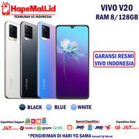 VIVO V20 RAM 8/128GB GARANSI RESMI VIVO INDONESIA TERMURAH