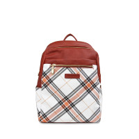 Tas Ransel Les Catino Sayako Backpack Red Ochre