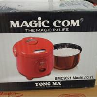 Rice Cooker | Magic Com Yong Ma 0,7 Liter SMC-2021