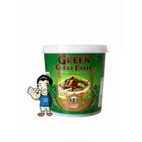 Pantai Norasingh Green Curry Paste- Bumbu Pasta Kari Hijau 400 g