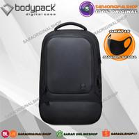 Bodypack Work Sequences 2.1 - Tas Laptop Backpack - Original