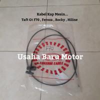 Kabel Tarikan Kap Mesin Daihatsu Taft Gt F70 , Feroza , Rocky , Hiline