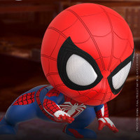 HOT TOYS HT COSBABY COSB769 SPIDERMAN ADVANCED SUIT