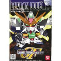 SD Gundam Double X SDGG044 Bandai Model Kit Gunpla SD Gundam SDGG