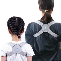 Adjustable Smart back posture corrector/correction support vibration