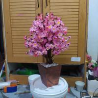 sakura 50cm- sakura artificial- bunga sakura- sakura plastik- dekorasi