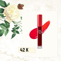ETUDE HOUSE DEAR DARLING WATER GEL TINT - OR204 CHERRY RED