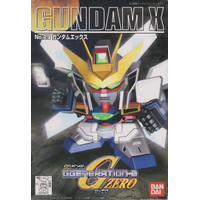 SD Gundam X SDGG029 Bandai Model Kit Gunpla SD Gundam SDGG