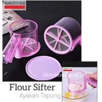 Suncity SC16071 Flour Sifter / Gelas Ayakan Saringan Tepung Suncity