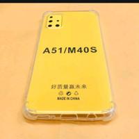Softcase jeli anticrack samsung A51 / M40S Softcase jeli Samsung A51