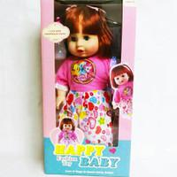 Mainan Boneka Lovely Baby - Happy Baby Singing