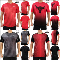 baju kaos olahraga, baju gym, baju lari senam, nike, pakaian olahraga