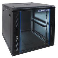 """INDORACK WIR5512S Wallmount Single Door 12u depth 550mm 19"""""""