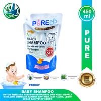 Pure Baby Shampoo - Isi 450ml All Varian (Fruity & Freshy)