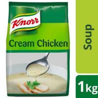 Knorr cream base soup uk 1kg