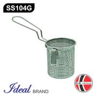 IDEAL SS104G Saringan Shabu / Hotpot Strainer Stainless Diameter 7Cm