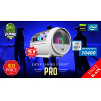 Paket PC Enter Gaming E-Sports PRO INTEL I5-10400 X Nvidia 2060 UNIQ