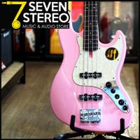 Sire Bass V3 4 Pink White Pick Guard 2nd Gen