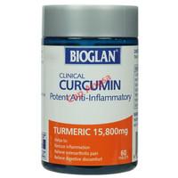 BIOGLAN CLINICAL CURCUMIN 15,800mg POTENT ANTI INFLAMATORY TURMERIC
