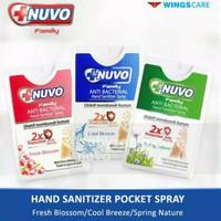 Nuvo Hand Sanitizer 18ml Spray Cair