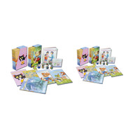 2 Paket A Childs First Library of Value
