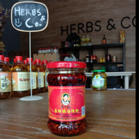 LAO GAN MA Chili Oil / Minyak Sambal / Cabe Goreng 210gr