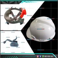 GOJEK Helm Helmet Topi Safety Proyek A3 + Fastrack + Tali Dagu. Murah