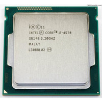 Intel Core I5 4570 3.2Ghz TRAY + FAN INTEL (Socket 1150)