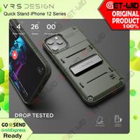 Case iPhone 12 Pro Max / 12 Mini / 12 Pro VRS Design Quick Stand