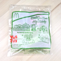 HAPPY MEAL MY MELODY GARDEN PARTY LITTLE TWIN STARS MCDONALDS MCD