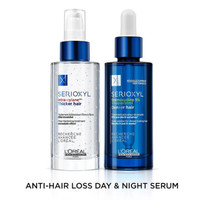 Loreal Serioxyl Denser or Thicker Hair Serum Ori