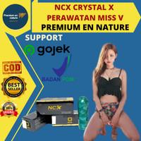 NCX Crystal X ORI Cristal X ASLI Kristal X Natural Herbal ORI NASA