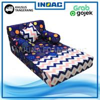 Sofa Bed Busa INOAC 200x90x15 cm Garansi 10th Khusus Tangerang