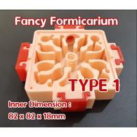 Fancy Formicarium - Ant Nest - Type 1