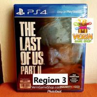 PS4 The Last of Us Part II - TLoU 2