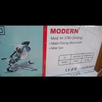 Mesin Mitter Saw MODERN 10 inch Sliding M3780 MODERN M 3780