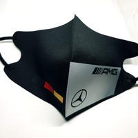 Masker Scuba Adjustable Mercedes Benz FG