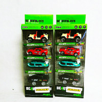 Mainan Mobil Diecast Alloy Model Car Die cast