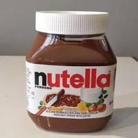 Nutella Hazelnut Chocolate Spread 680 gr / Selai Nutella Coklat