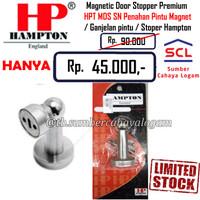 Magnetic Door Stopper Penahan Pintu Magnet / Ganjelan Bawah / Stoper