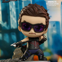 HOT TOYS HT COSBABY COSB785 HAWKEYE THE AVENGERS VERSION