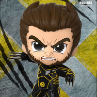 HOT TOYS HT COSBABY COSB802 WOLVERINE X-MEN