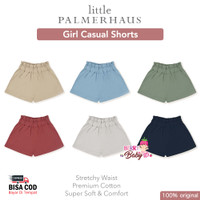 Little Palmerhaus Girls Casual Shorts Celana Pendek Anak Perempuan
