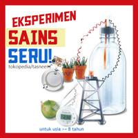 Seri Sains Anak - ENVIRO BATTERY - Mainan Edukatif Eksperimen Baterai